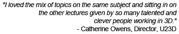 Quote: Catherine Owens